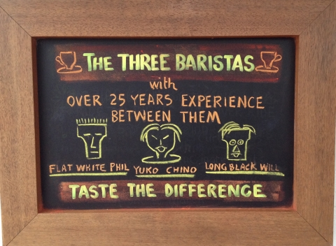 The Three Baristas